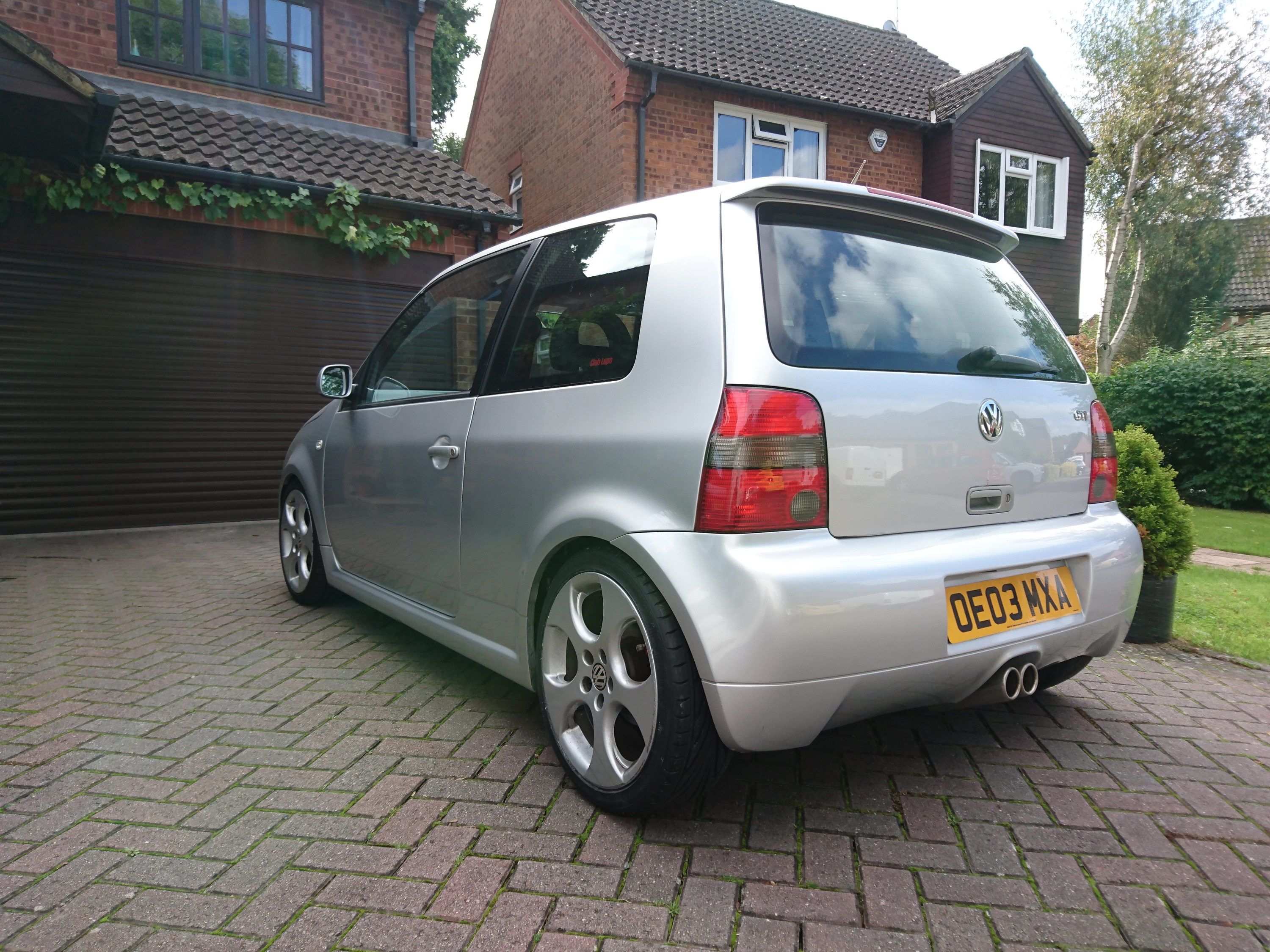 2003 lupo gti for sale leather seats volkswagen lupo club lupo. Black Bedroom Furniture Sets. Home Design Ideas