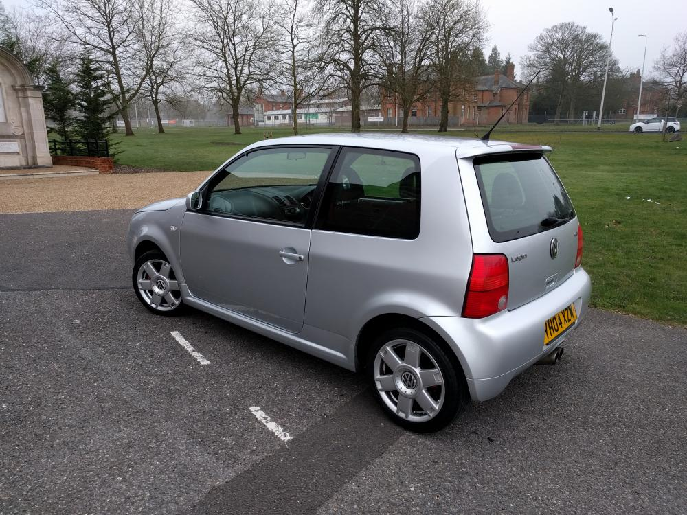 Lupo Gti Silver 2004 Cars For Sale Club Lupo