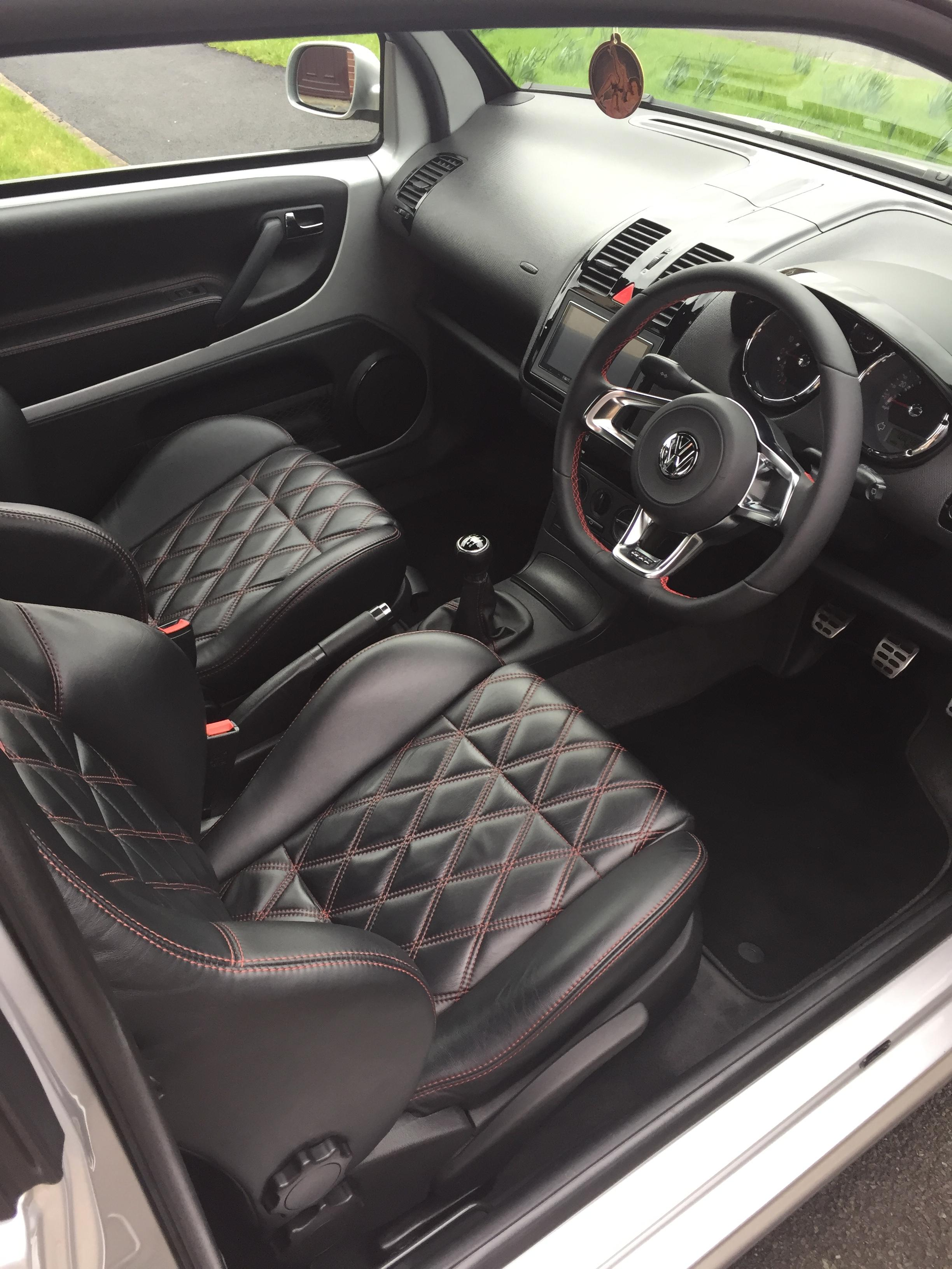 Lupo GTi re trimmed interior - Parts For Sale - Club Lupo